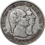 Early Commemorative Dollar