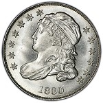 Bust & Capped Bust Dimes