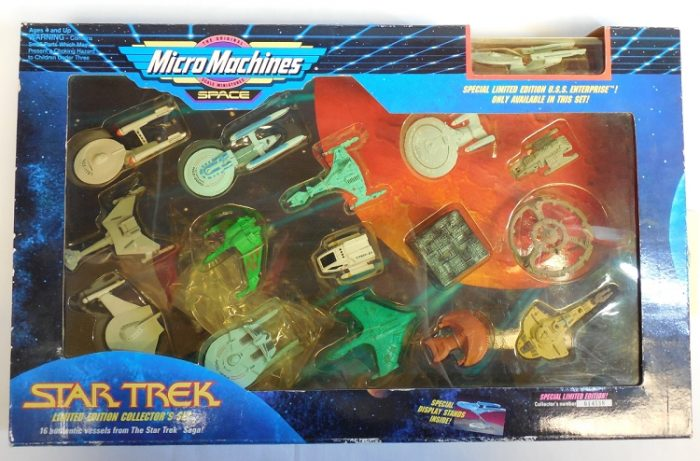 Various Sets available Great Condition Star Trek Micro Machines