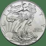 American Silver Eagles