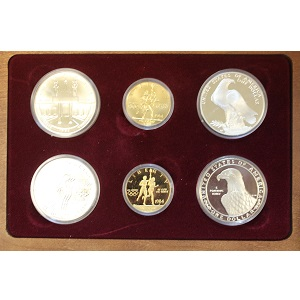 Commemorative Coin Sets