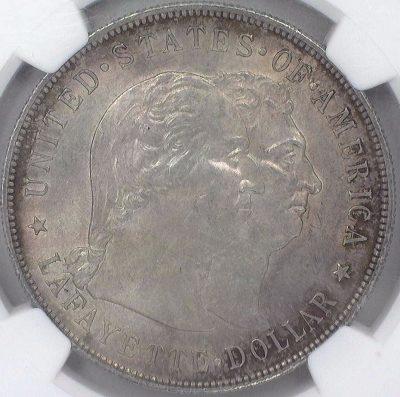Early Commemorative Dollar