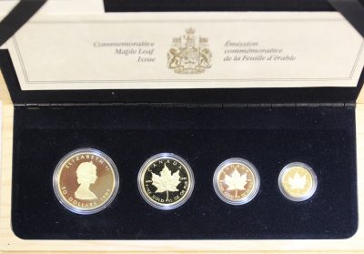 Gold Coin Sets