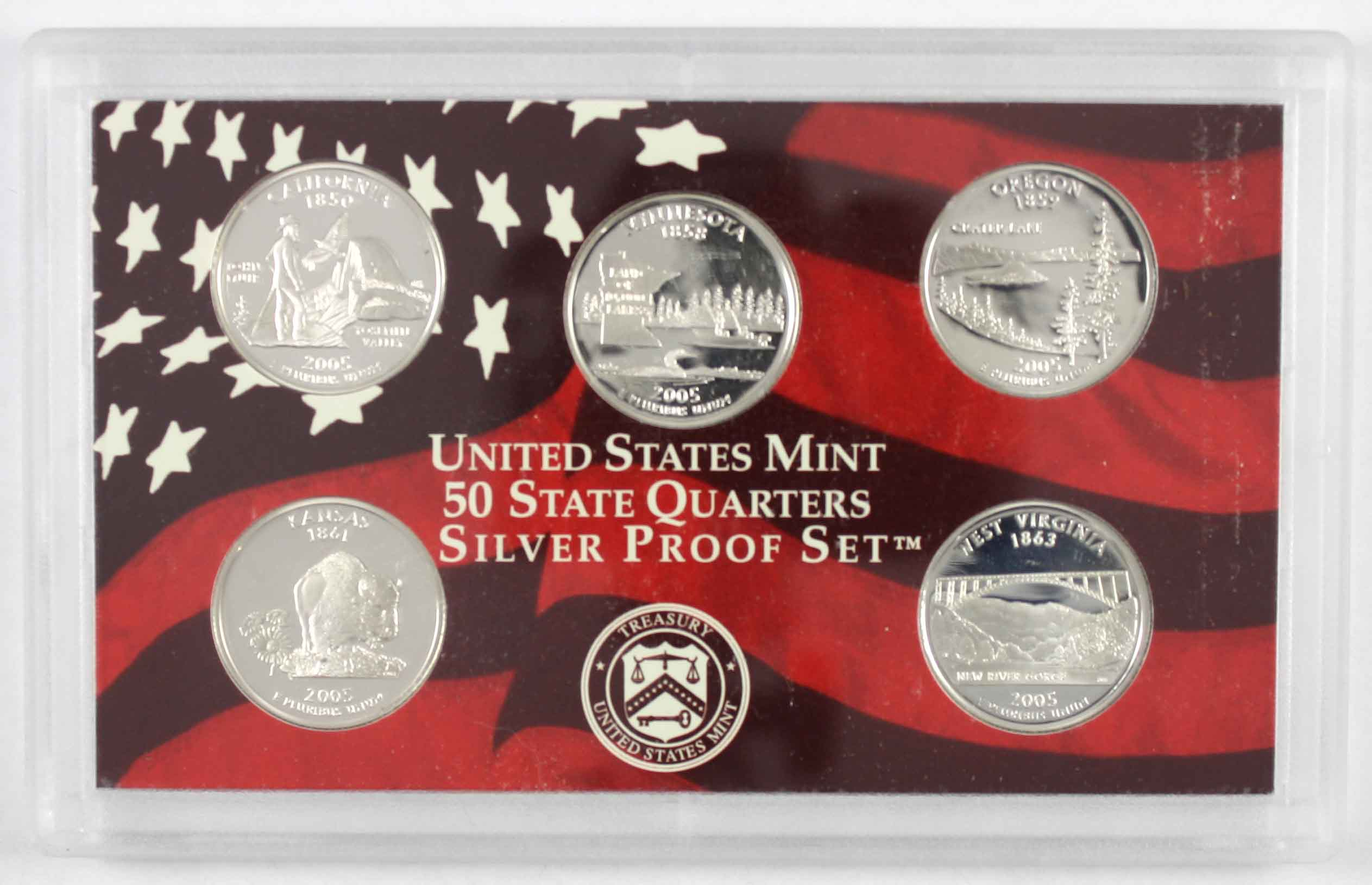 State Quarter Mint Sets